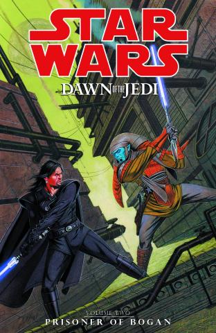 Star Wars: Dawn of the Jedi Vol. 2: Prisoner of Bogan