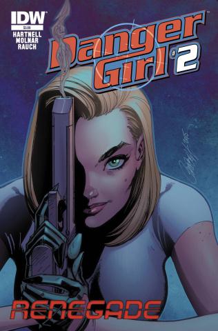 Danger Girl: Renegade #2