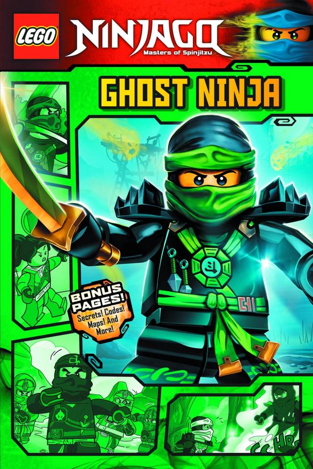 Lego Ninjago Vol. 2: Ghost Ninja