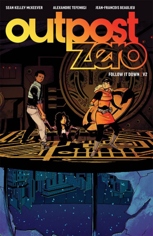 Outpost Zero Vol. 2