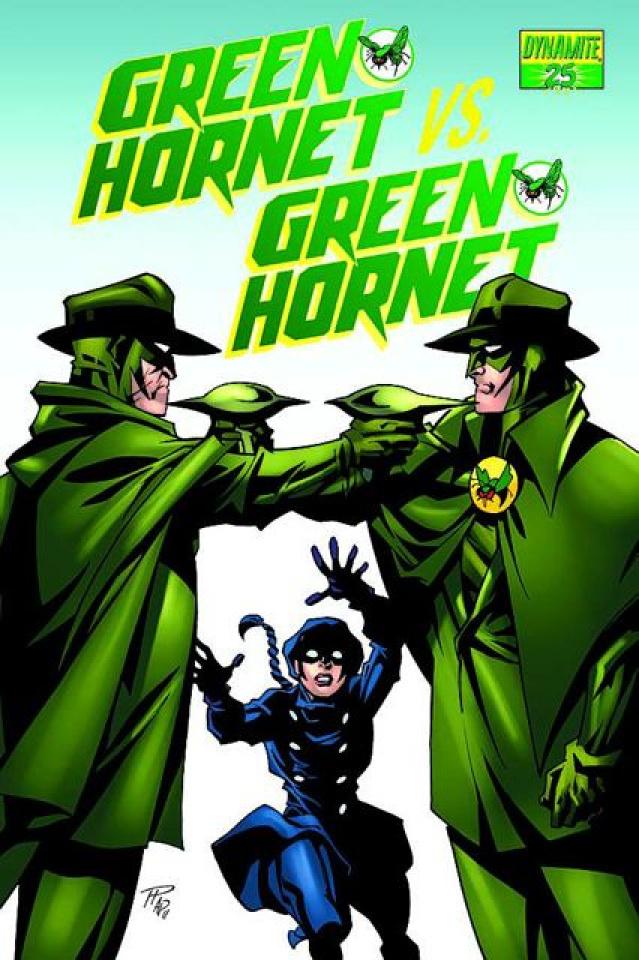 The Green Hornet #25