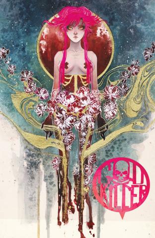 Godkiller: Tomorrow's Ashes #1 (Nen Cover)