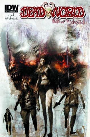 Deadworld: War of the Dead #1