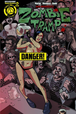 Zombie Tramp #5 (Risque Cover)