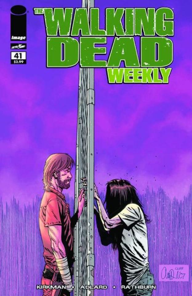 The Walking Dead Weekly #41