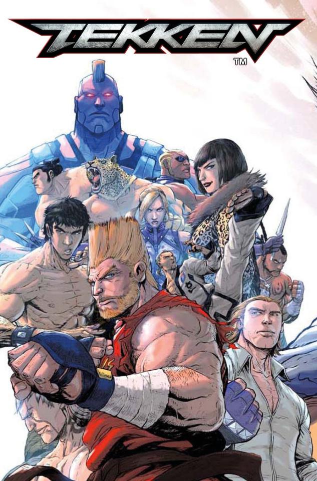Tekken #3 (Tong Cover)