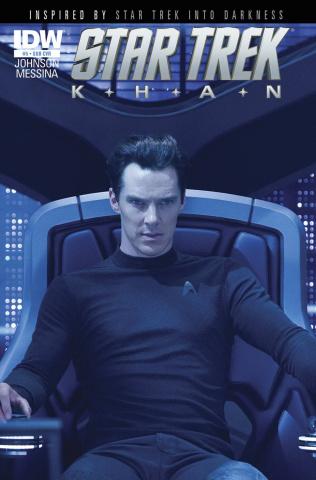 Star Trek: Khan #5 (Subscription Cover)