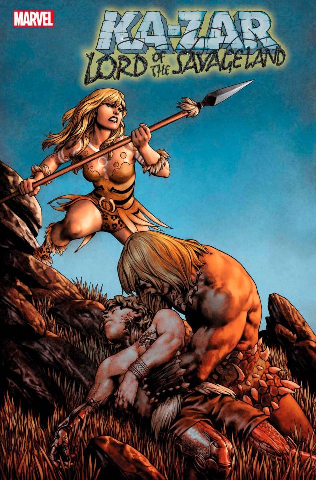 Ka-Zar: Lord of the Savage Land #4