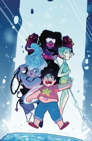 Steven Universe #1 (25 Copy St. Onge Cover)