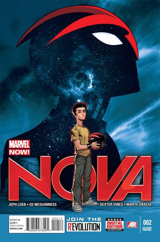 Nova #2 (2nd Printing)