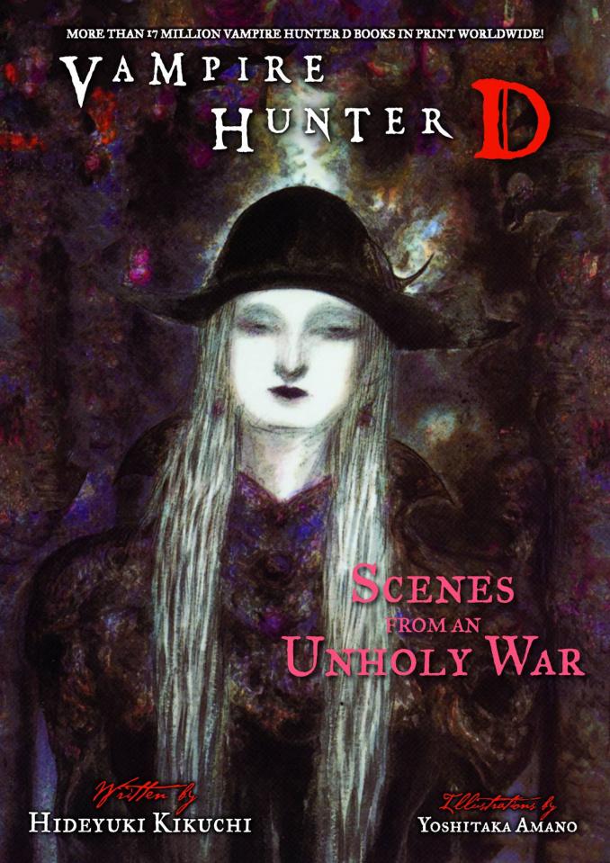 Vampire Hunter D Vol 20: Scenes from an Unholy War