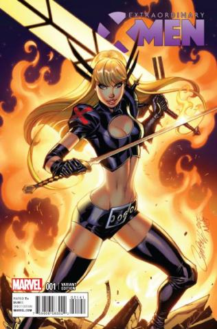 Extraordinary X-Men #1 (Campbell Cover)