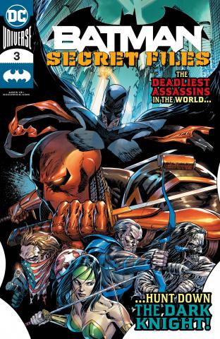 Batman: Secret Files #3