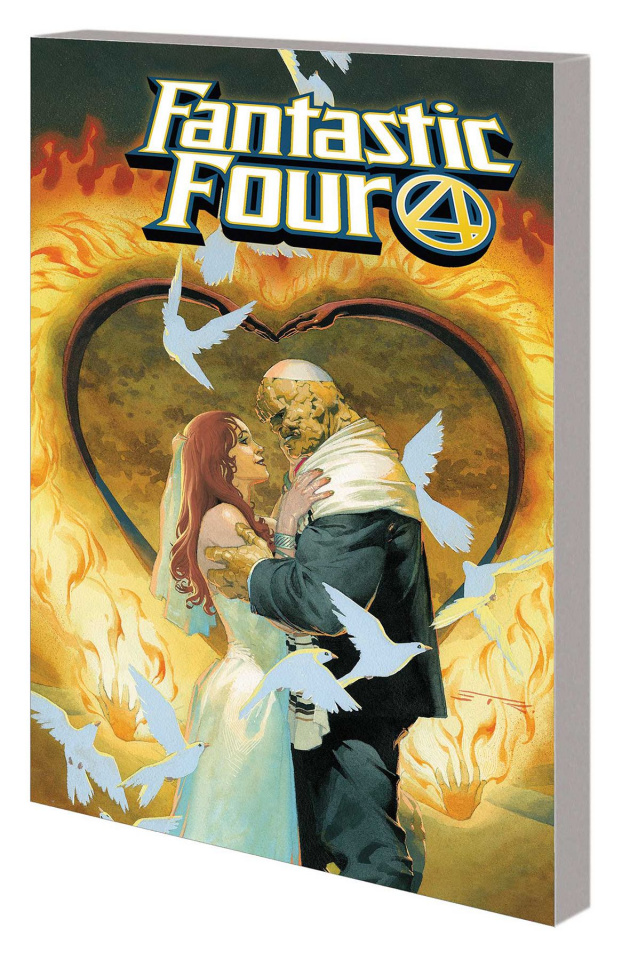 Fantastic Four Vol. 2: Mr. and Mrs. Grimm