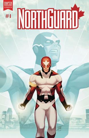 Northguard #1 (Salas Cover)
