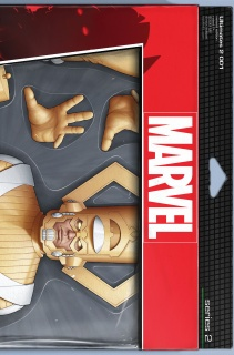 Ultimates 2 #1 (Christopher Action Figure Cover)