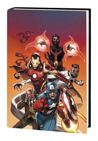 New Avengers by Brian Michael Bendis Vol. 4: AvX