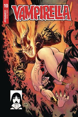 Vampirella #10 (7 Copy Gorham Homage Cover)