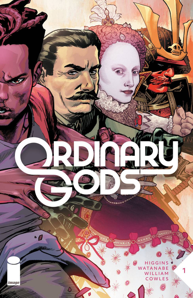 Ordinary Gods #1