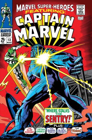 Carol Danvers #1 (True Believers)