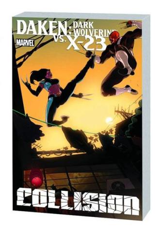 Daken vs. X-23: Collision