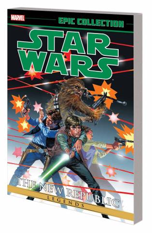 Star Wars Legends Vol. 1