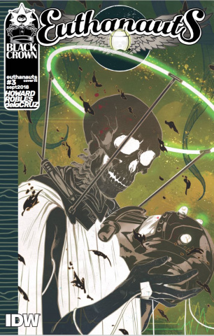 Euthanauts #3 (10 Copy Robles Cover)