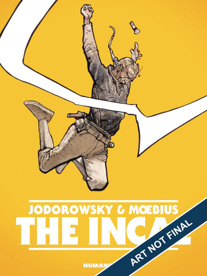The Incal (Oversized Deluxe Limited Edition)
