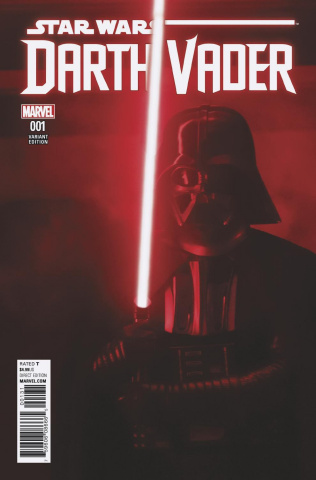 Star Wars: Darth Vader #1 (Movie Cover)
