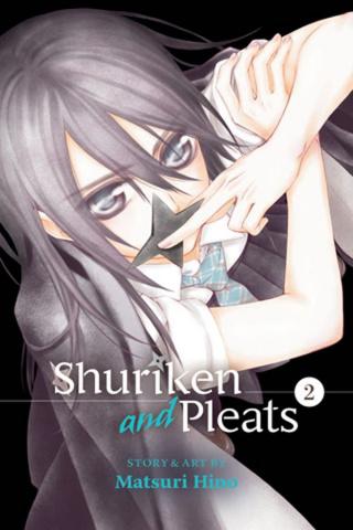 Shuriken and Pleats Vol. 2