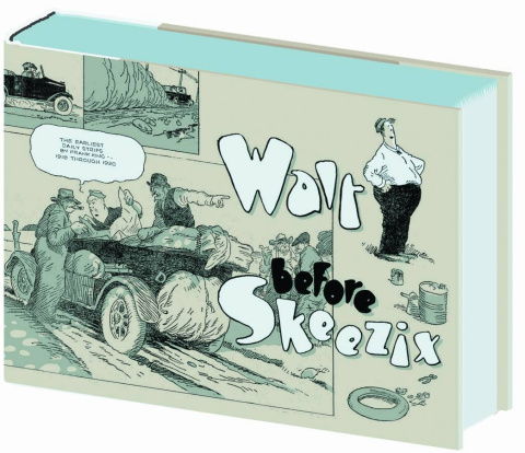 Walt Before Skeezix: 1919-1920