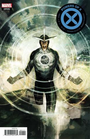 Powers of X #2 (Huddleston Cover)