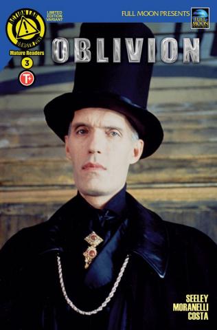 Oblivion #3 (Photo Cover)