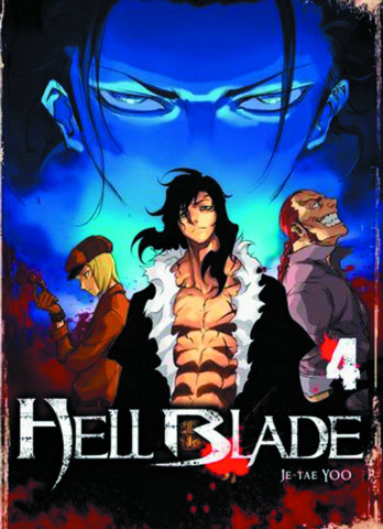 Jack the Ripper: Hell Blade Vol. 4
