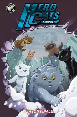 Hero Cats Vol. 7: Season Finale