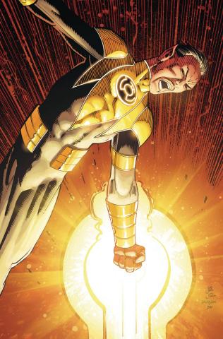 Sinestro #22 (Romita Cover)