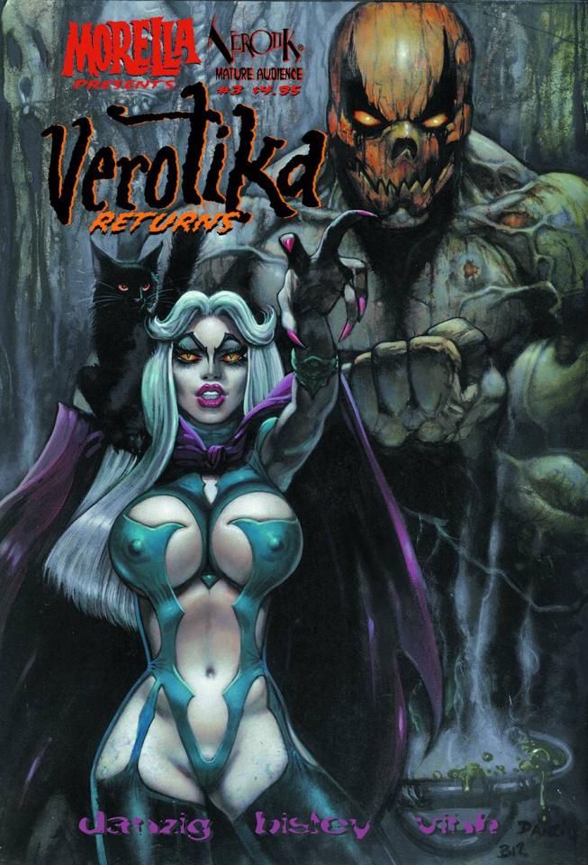Morella Presents: Verotika Returns Special #3