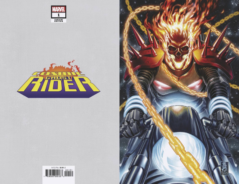 Cosmic Ghost Rider #1 (Brooks Virgin Cover)