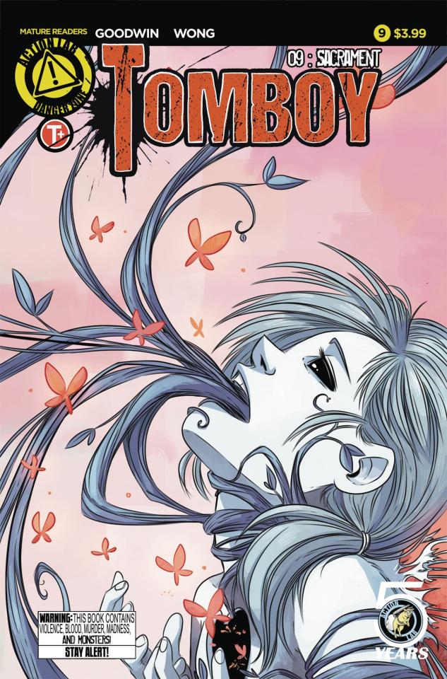 Tomboy #9 (Goodwin Cover)