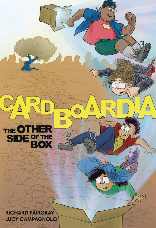 Cardboardia Vol. 1