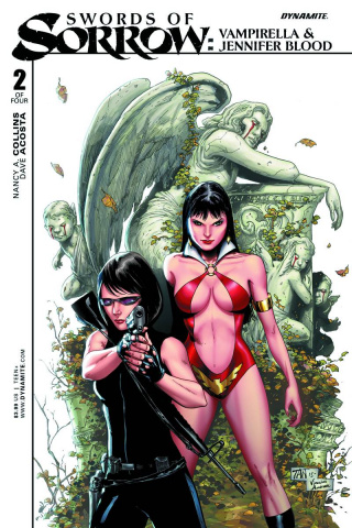 Swords of Sorrow: Vampirella & Jennifer Blood #2