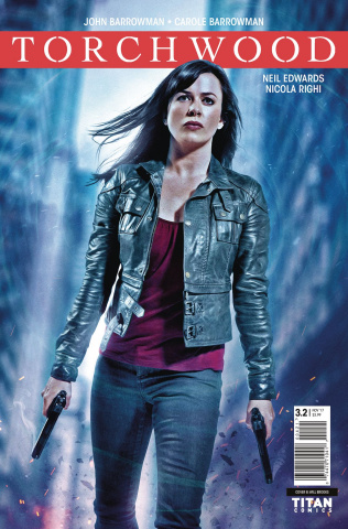 Torchwood: The Culling #2 (Photo Cover)