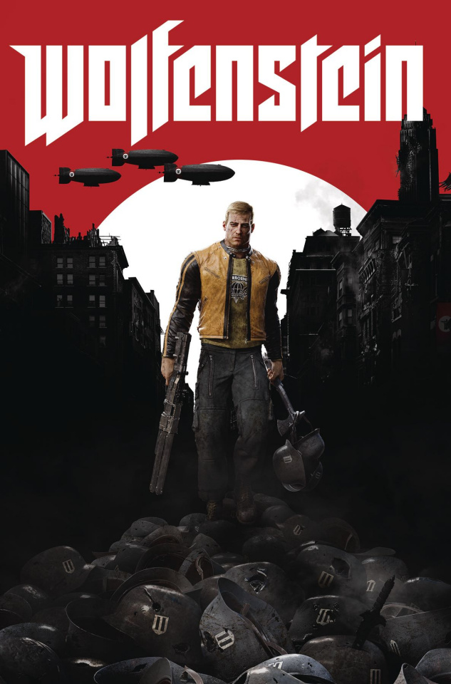 Wolfenstein #2 (Game Cover)