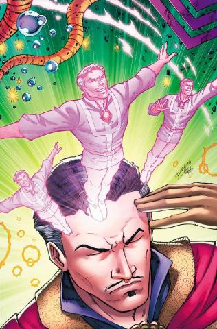 Doctor Strange: Mystic Apprentice #1 (Lim Cover)