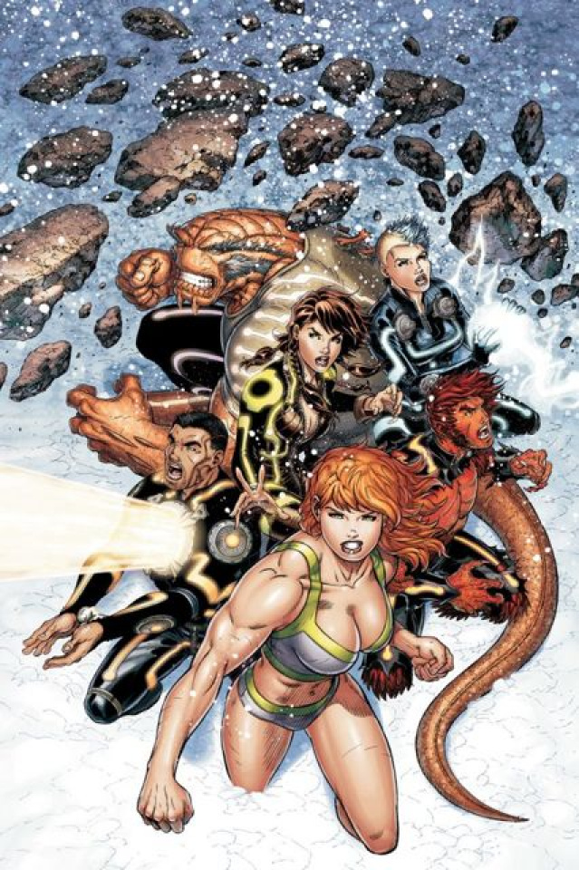 The Ravagers #1