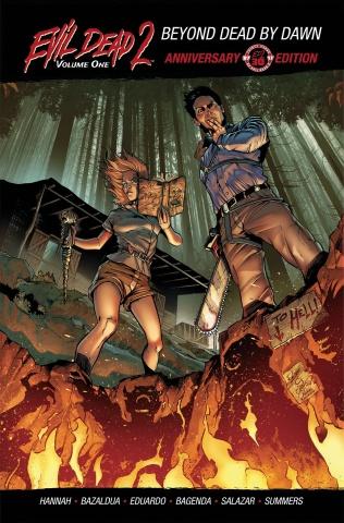 Evil Dead 2 Vol. 1: Beyond Dead By Dawn (30th Anniversary Edition)
