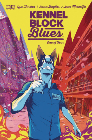 Kennel Block Blues #1 (2nd Printing)