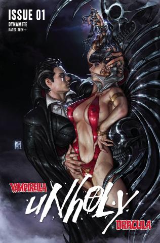 Vampirella / Dracula: Unholy #1 (Eom Cover)