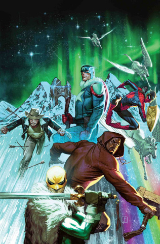 The War of the Realms: Strikeforce - The Land of Giants #1