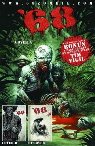 '68 #2 (Nat Jones Cover)